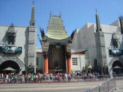 Chinese Theatre à Hollywood