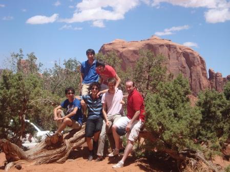 Guillaume, Etienne, Laurent, Antoine, Bertrand, Xavier