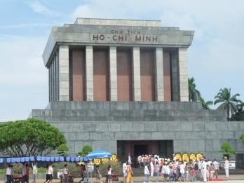 Mausolée d'Ho Chi Minh