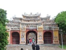 entrée temple