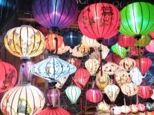 lanternes vietnamiennes