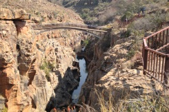 Chaudron canyon