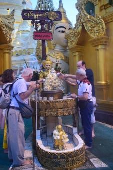 temple Shwedagon