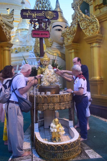temple Shwedagon