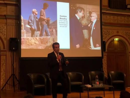 Discours de Monsieur le Maire, Jean-Christophe Fromantin